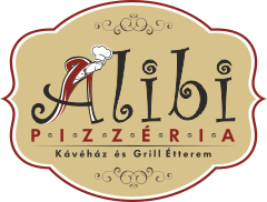 Alibi Pizzéria Kávéház és Grill Étterem